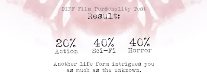 film personality test